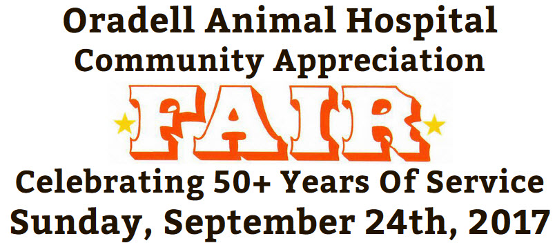 Oradell Animal Hospital Community Appreciation Fair